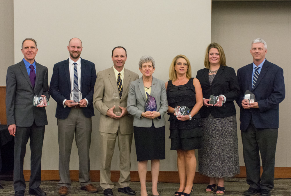 Legacy Recipients 2015